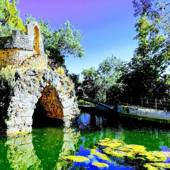 Mártires y cautivos de la Alhambra