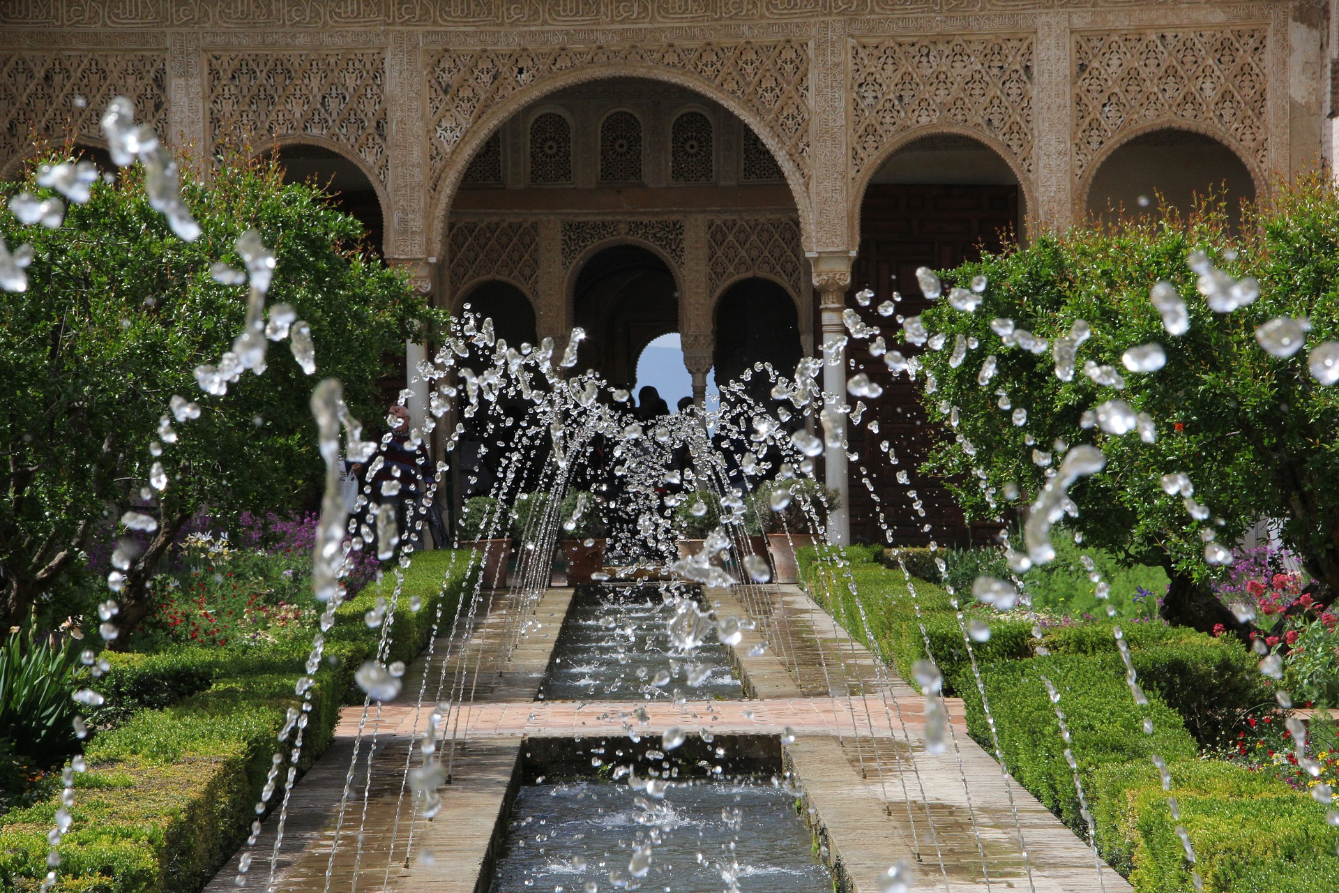Alhambra con Granada Secreta