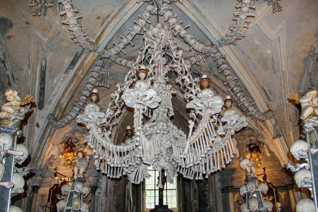 capilla de huesos
